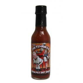 Chef Fartenburn's Gourmet Hot Sauce