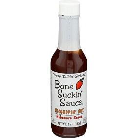 Bone Suckin' Hiccuppin' Hot Habanero Sauce