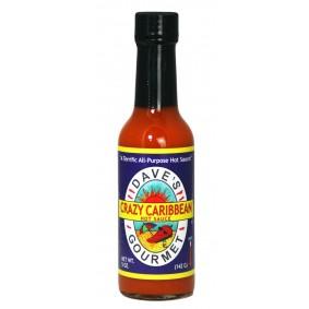 Dave's Crazy Caribbean Hot Sauce