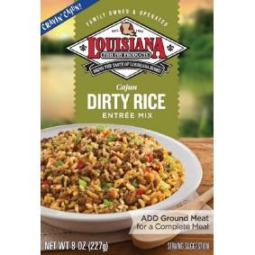Louisiana Cajun Dirty Rice Mix