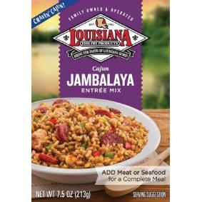 Louisiana Jambalaya Mix