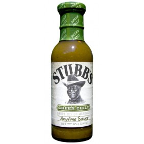 STUBB'S GREEN CHILE