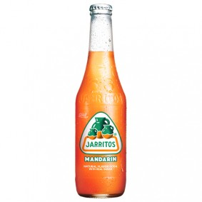 Jarritos Mexican Soda - Mandarin - 24 x 370ml