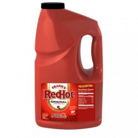 Franks Red Hot Original Hot Sauce - GALLON