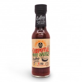Culley's NZ x Puckerbutt Pepper Company - Carolina Reaper Chipotle