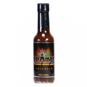 Irazu Chipotle Crushed Pepper Sauce
