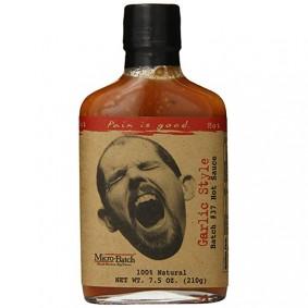 Pain is Good Batch #37 Garlic Style Hot Sauce