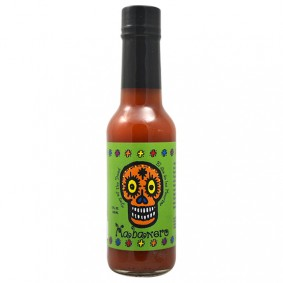 Day of the Dead Habanero Hot Sauce