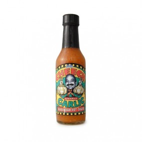 The Cheech Gnarly Garlic Hot Sauce