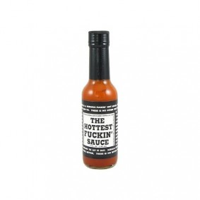 The Hottest F*@king Hot Sauce