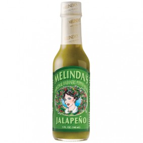Melinda's Original Jalapeño Hot Pepper Sauce