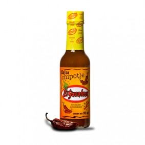 El Yucateco's Chipotle Hot Sauce