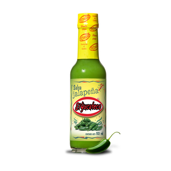 El Yucateco's Jalapeño Hot Sauce