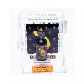 Da Bomb Final Answer W/ Lock and Key Display Case