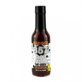 Mad Dog 357 Ghost Pepper Sauce