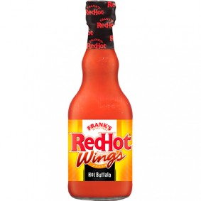 Franks Red Hot Bufalo Wing Sauce