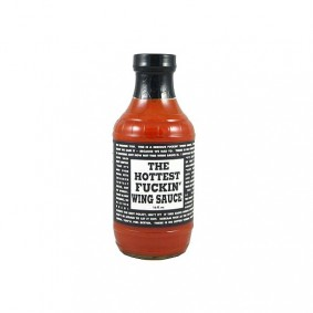 The Hottest F*@king Wing Sauce - 16oz