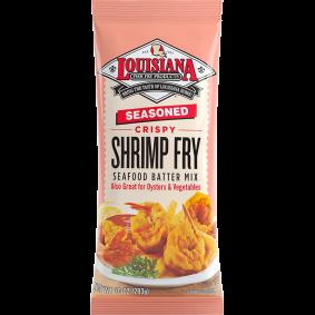 Louisiana Seasoned Crispy Shrimp Fry